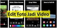 Aplikasi Edit Foto jadi Video Berlagu For PC & Android
