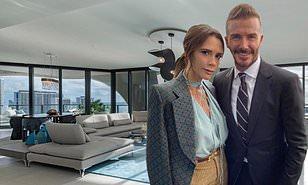 David and Victoria Beckham 'purchase $24 million skyscraper apartment in Miami' (photos)