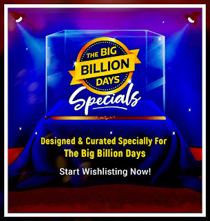 Flipkart Sale Big billion days sale