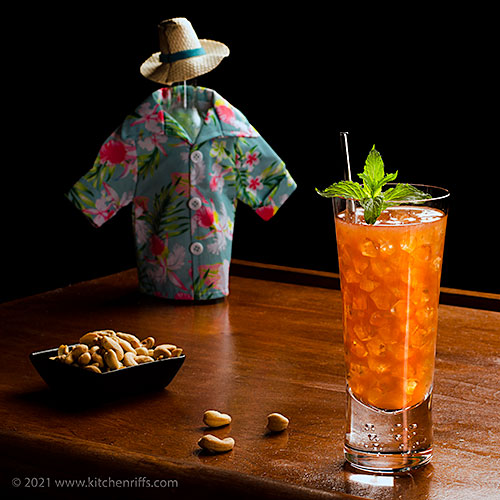 The Rum Julep Cocktail