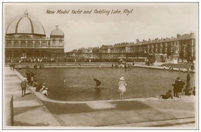promenade paddling pool