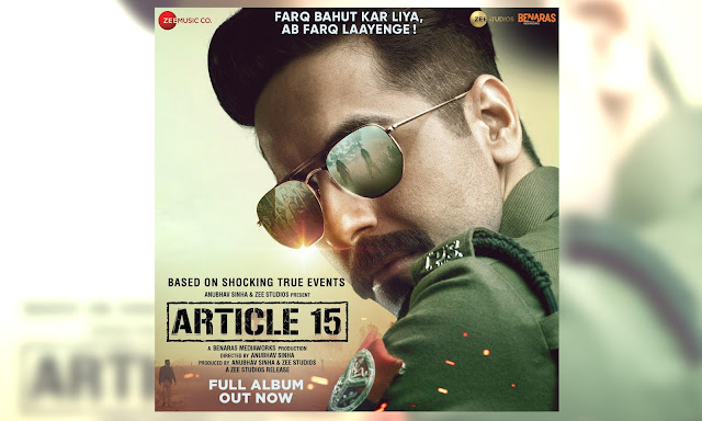 Article 15 Songs 2019