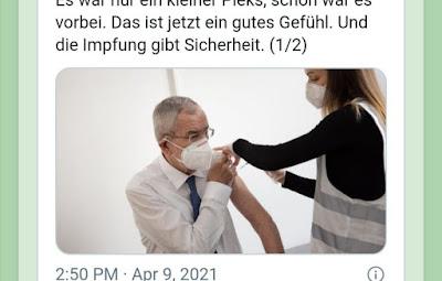 رئيس,النمسا,يتلقى,اللقاح,المضاد,لكورونا