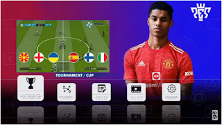 Download PES 2022 Chelito V1 PPSSPP Update Transfer & New Kits Indonesian Version
