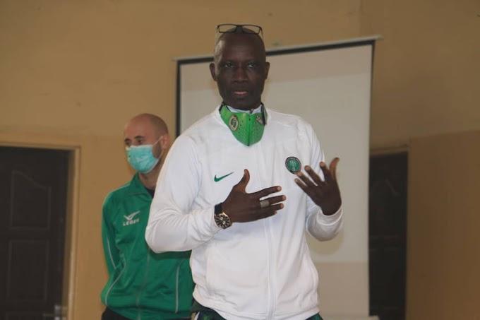 Bosso Hails NLO Berackiah/Abigol Football Coaching Clinic High For Setting The Pace