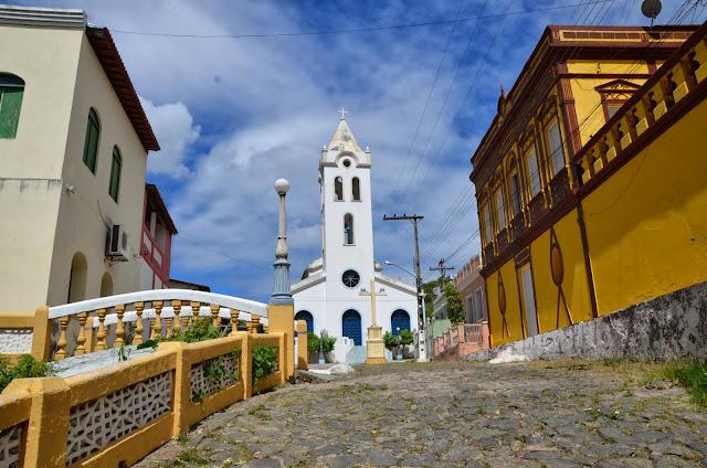 www.canionsxingo.com.br - Igreja Nossa senhora da Saúde em Piranhas, Alagoas, é uma das mais tradicionais do estado de Alagoas