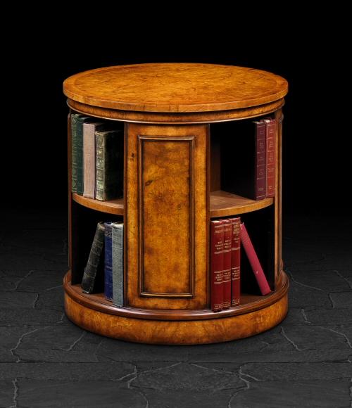 Rotating Bookshelves: Bookshelf: Revolving Bookcase