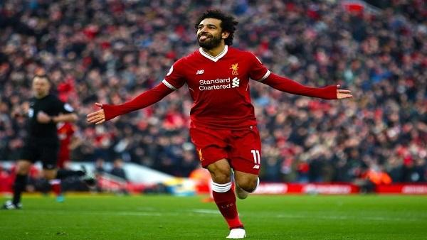 رقم قياسي ينتظر محمد صلاح أمام مانشستر يونايتد