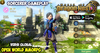 Download World Of Dragon Nest Apk English for android & iOS