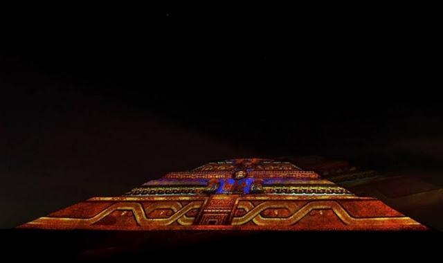 Teotihuacán, eventos