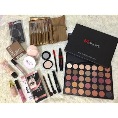 """Ziyi Boutique"": MAKE UP SET 15 ITEM MURAH GILER"