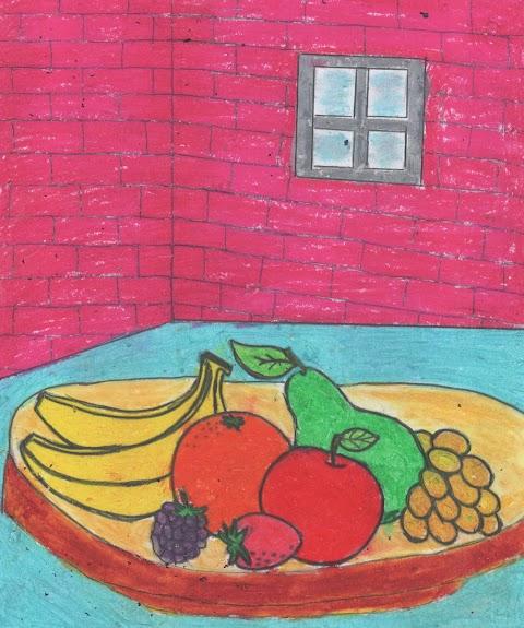 mewarna buah