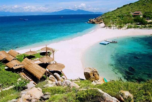 Hòn Một đảo nhỏ nằm ở Nha Trang
