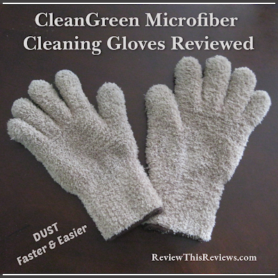 Microfiber Dusting Gloves