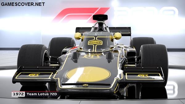 F1 2018 Classic Cars - F1 2018 Historic Cars