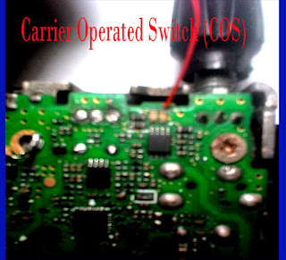 Carrier Operated Switch (COS) Dan Carrier Operated Relay (COR)