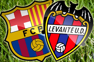 برشلونة ضد ليفانتي