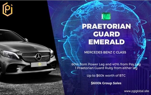 PGI Praetorian Guard EMERALD