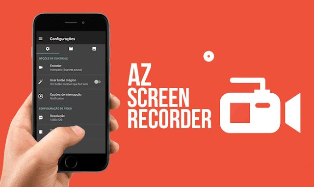 Free Download Az Screen Recorder Pro Apk