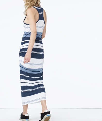 James Perse Racerback Dress