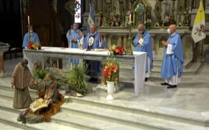 """el Episcopado volvió a expresar su """"dolor"""" por tratamiento ley de aborto"""