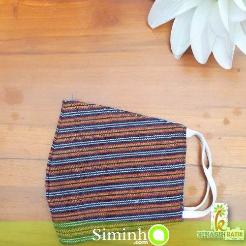 Masker Batik Motif 2 - Kinasih Batik