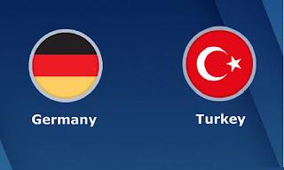موعد مباراة ألمانيا وتركيا مباشر 07-10-2020 والقنوات الناقلة ضمن المباريات الودية