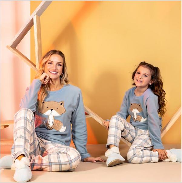 Pijamas em Família - Daniela Tombini.