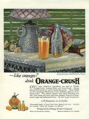 Ward's Orange Crush