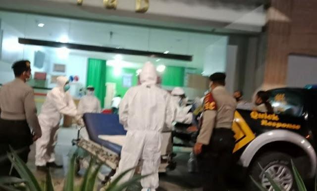 Ibu muda di Bali lahirkan bayi di atas mobil patroli polisi, tanpa bantuan medis
