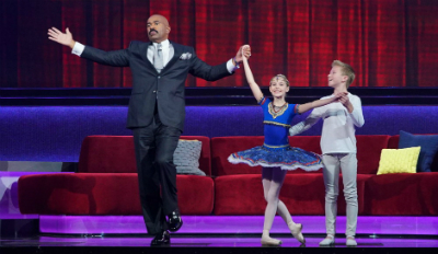 Steve Harvey to host two new shows