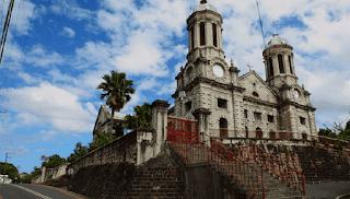 Nhà thờ tại Antigua và Barbuda