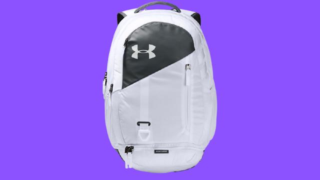 Best Under Armour® Hustle 4.0 Backpack | BudgetGadgets4u