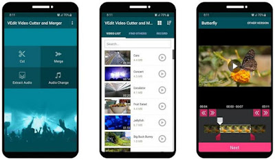 Aplikasi Penggabung Video di Android