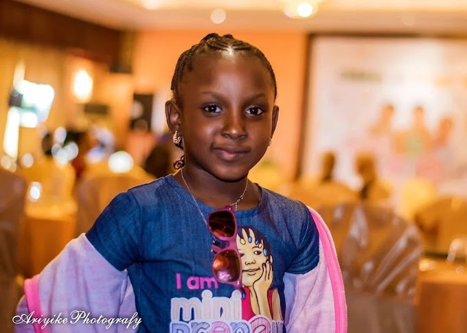 Meet 7-year-old Nigerian Professional Photographer who is touching lives with her photography.