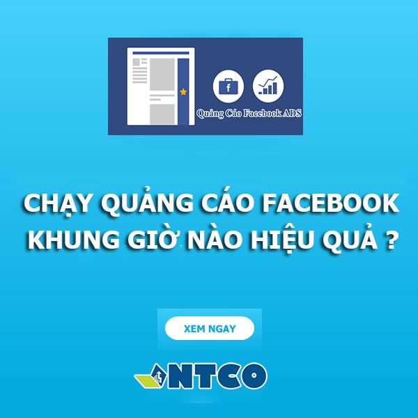 chay quang cao facebook