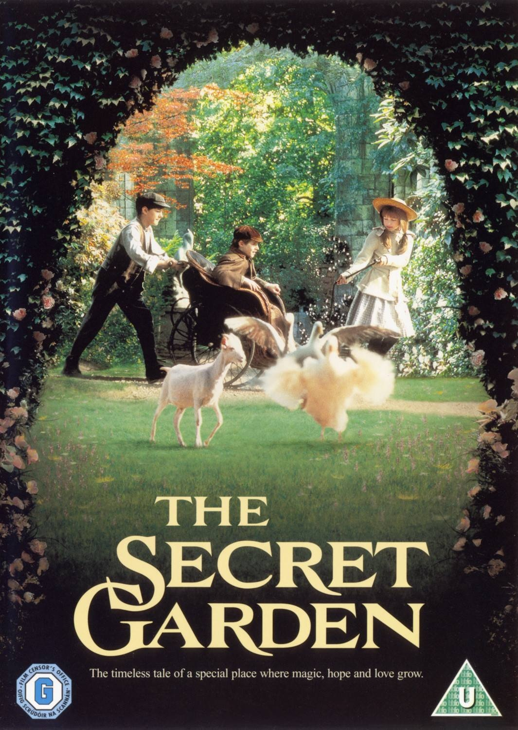 Secret Garden: Quotes From The Secret Garden. QuotesGram