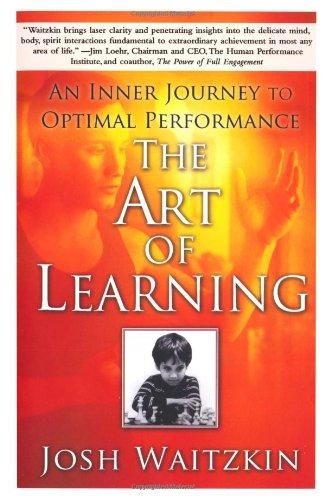 The Art of Learning by Josh Waitzkin FREE Ebook Download