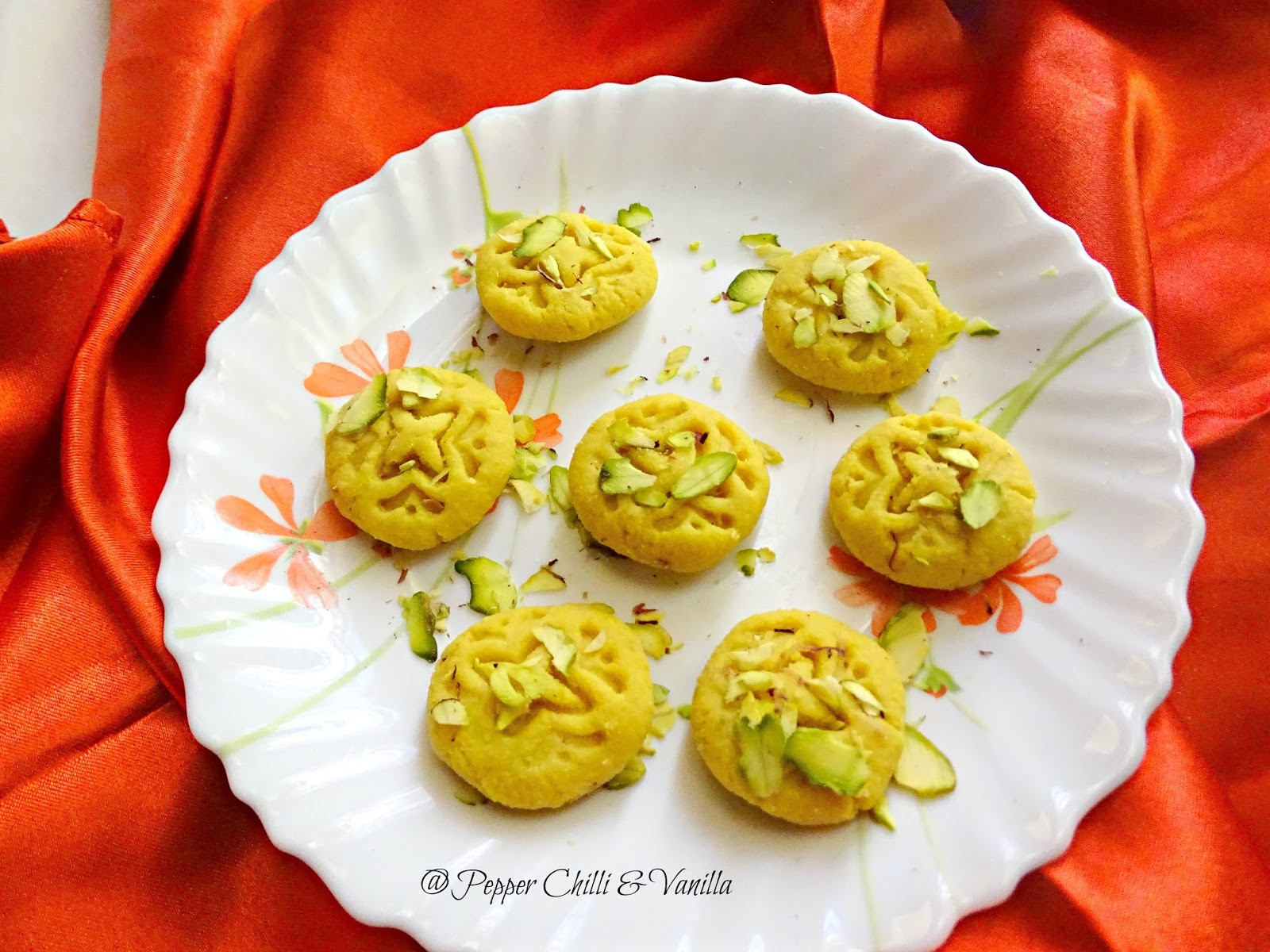 easy mawa peda recipe