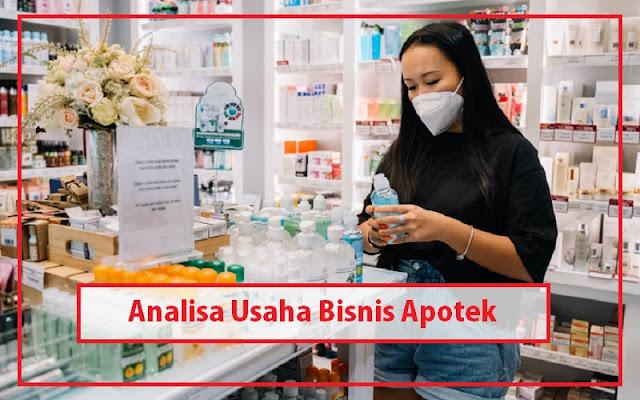 analisa buka usaha apotek