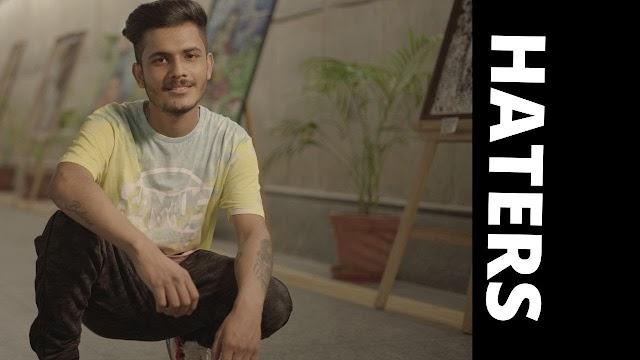 Haters Song Lyrics - Karshav | Prod. by 5iveSkilla | Indian Drill | Latest Hindi Rap Song
