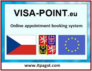 VISAPOINT | Embassy of the Czech Republic