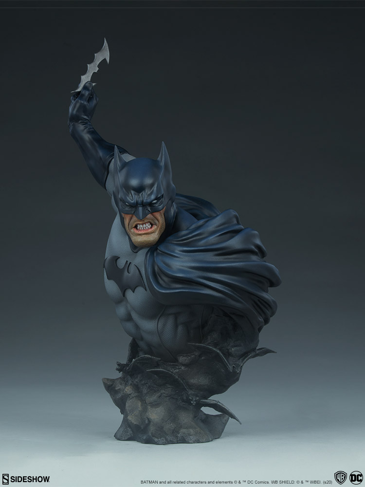 Figuras: Espectacular busto de Batman de DC Collectibles - Sideshow