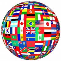 bendera bola dunia
