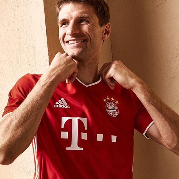 Bayern Munich Kits 2020-2021