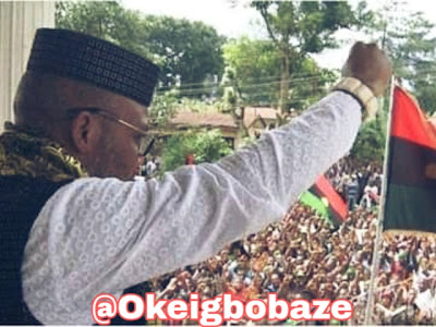 Nigeria Govt. Can't protect Biafra Land, I have Set up Eastern Security Network to protect Biafra