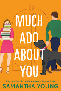 Book Review: Much Ado About You by Samantha Young