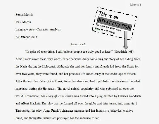 Mrs. Morris's Blog