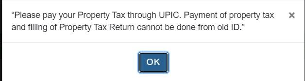 mcd property tax upic number