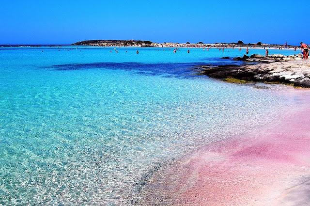 Passeio pelas praias de Creta